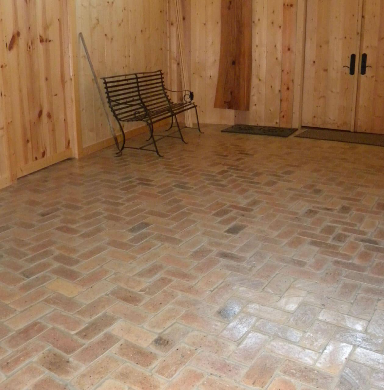 Brick floor tile gallery real brick wall tiles reclaimed inside cut thin brick floor reclaimed dailygadgetfo Images