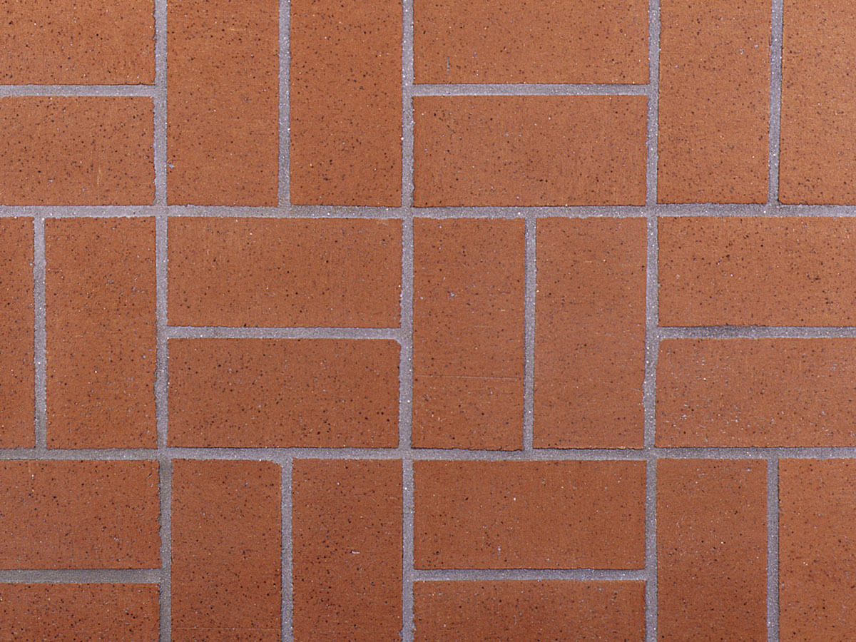 Thin Brick Indian Copper 615 Brick Floor Tile