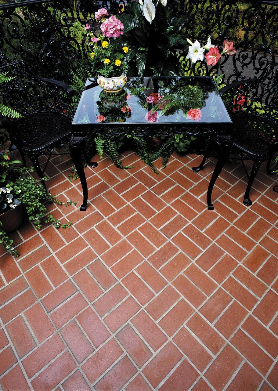 Brick floor tile gallery real brick wall tiles thin brick floor tile dailygadgetfo Images